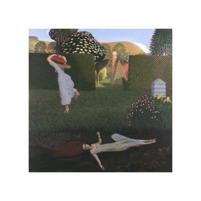 ophelia by david inshaw