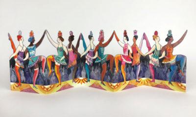sarah young cabaret dancers
