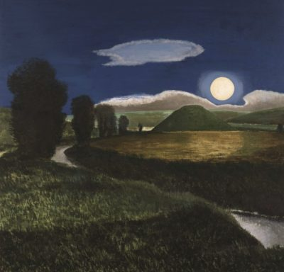 Silbury and Moonlight